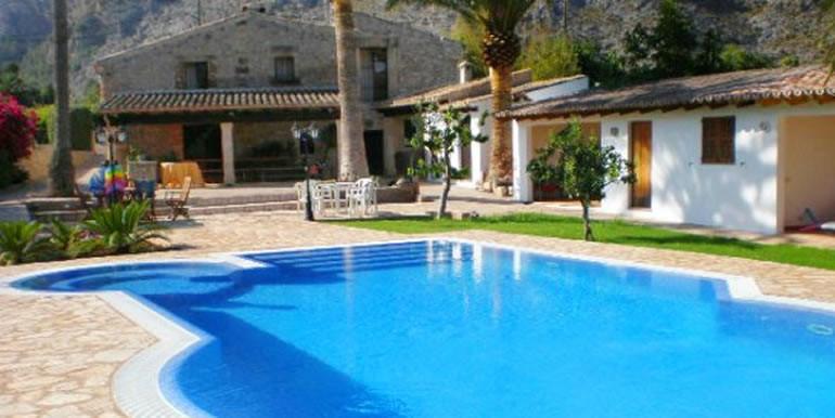 Villa Hort Pollensa Mallorca