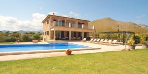 Puerto pollensa exclusive villa