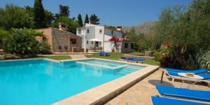 Villa Sort Pollensa Mallorca